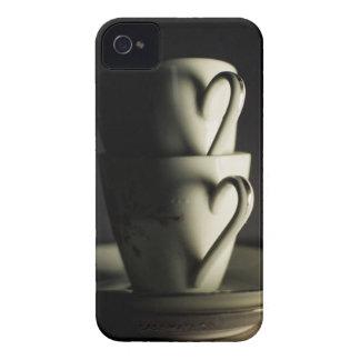 I Heart Tea iPhone 4 Case
