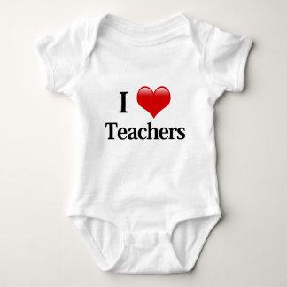 I Heart Teachers Tee Shirt
