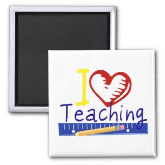 I (Heart) Teaching Magnet