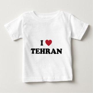 I Heart Tehran Iran Baby T-Shirt