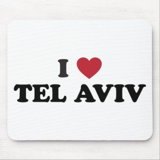 I Heart Tel Aviv Israel Mouse Pad
