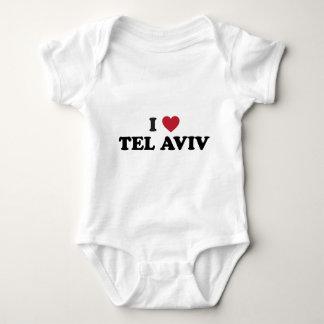 I Heart Tel Aviv Israel T Shirt