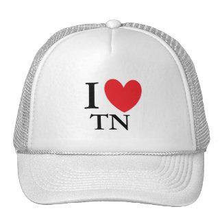 I Heart Tennesse Trucker Hat