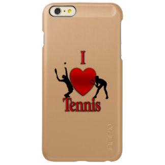 I Heart Tennis Incipio Feather Shine iPhone 6 Plus Case