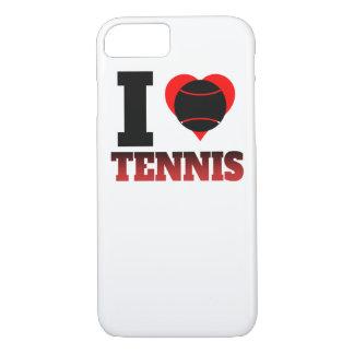 I Heart Tennis iPhone 8/7 Case