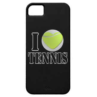 I heart tennis iPhone SE/5/5s case