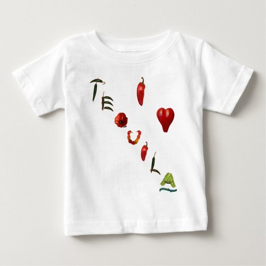 I Heart Tequila Baby T-Shirt