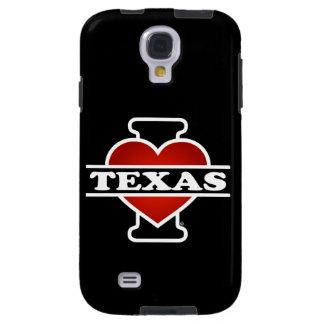I Heart Texas Galaxy S4 Case