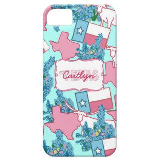 I Heart Texas iPhone SE/5/5s Case