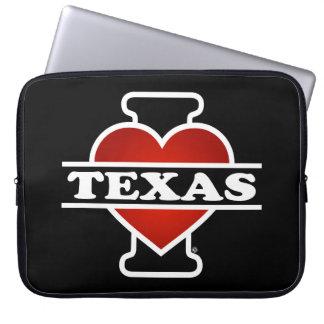 I Heart Texas Laptop Computer Sleeve