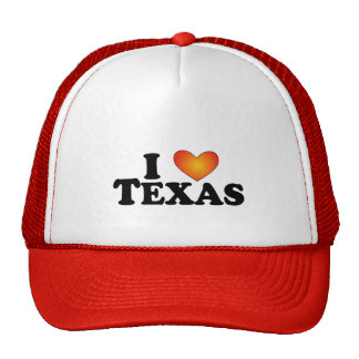 I (heart) Texas - Lite Multi-Products Hat