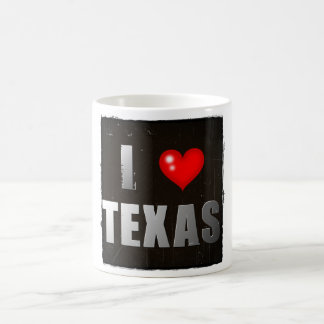 I (heart) Texas Mug!