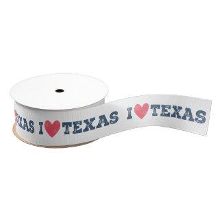 I Heart Texas Ribbon