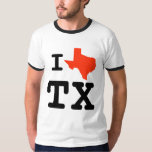 I Heart Texas Shirt