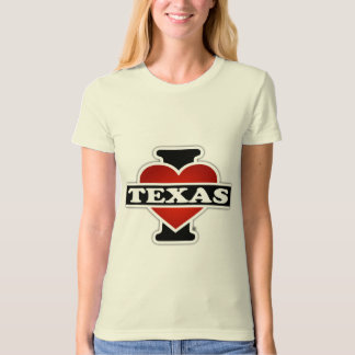 I Heart Texas T-Shirt