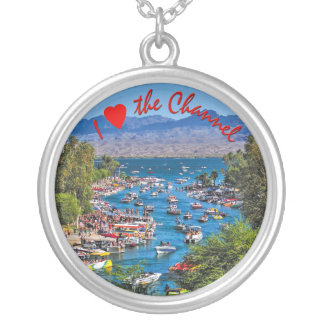"""I """"Heart"""" the Channel Necklace"""