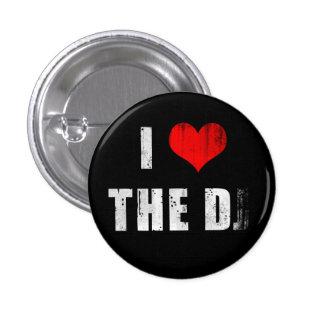 I Heart the D ... J? Pin