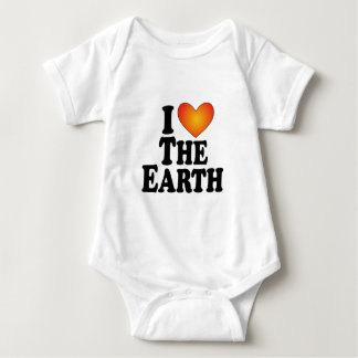 I (heart) The Earth - Lite Multi-Products Tshirts
