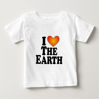 I (heart) The Earth - Lite Multi-Products Tee Shirts