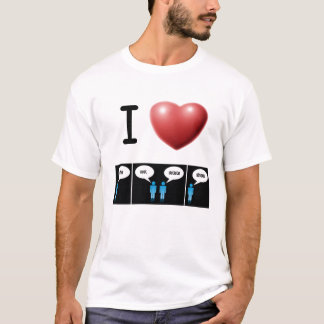 I HEART The Noel DeLisle Show - T-Shirt