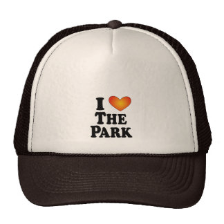 I (heart) The Park - Lite Multi-Products Hat