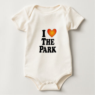 I (heart) The Park - Lite Multi-Products Romper
