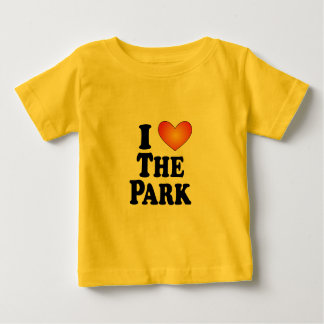I (heart) The Park - Lite Multi-Products Tee Shirt