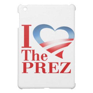 I Heart The Prez - Apple Custom iPad Case
