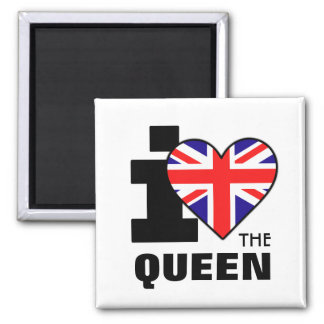 I Heart the Queen Magnet