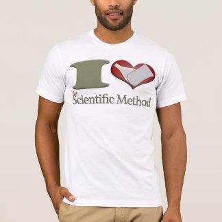I Heart the Scientific Method T-Shirt