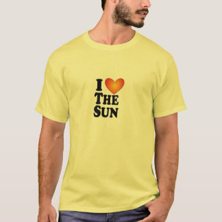 I (heart) The Sun - Lite Multi-Products T-Shirt
