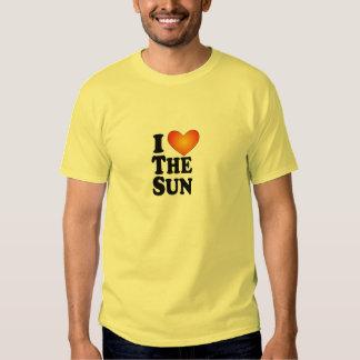 I (heart) The Sun - Lite Multi-Products Tee Shirt