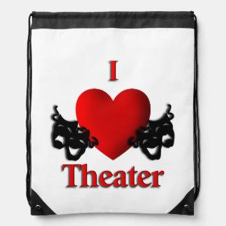 I Heart Theater Backpacks