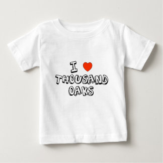 I Heart Thousand Oaks Baby T-Shirt