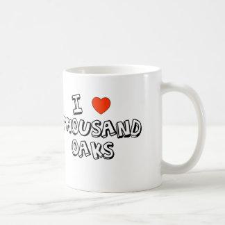 I Heart Thousand Oaks Coffee Mug