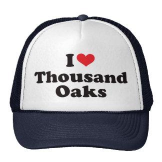 I Heart Thousand Oaks Trucker Hat