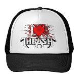 I HEART THRASH TRUCKER HAT
