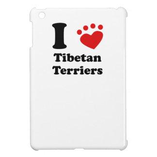 I Heart Tibetan Terriers iPad Mini Cover
