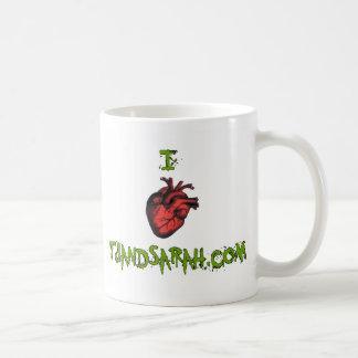 I heart tjandsarah Mug