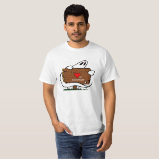 I (Heart) To Ghosthunt T-Shirt