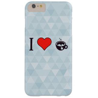 I Heart To Have A Cup Of Tea Barely There iPhone 6 Plus Case
