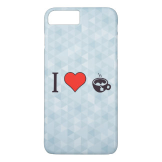 I Heart To Have A Cup Of Tea iPhone 7 Plus Case