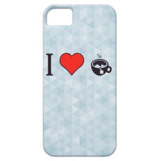 I Heart To Have A Cup Of Tea iPhone SE/5/5s Case