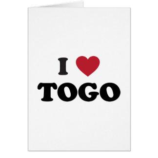 I Heart Togo Card