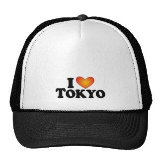 I (heart) Tokyo - Lite Multi-Products Trucker Hat