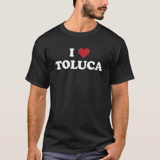 I Heart Toluca Mexico T-Shirt