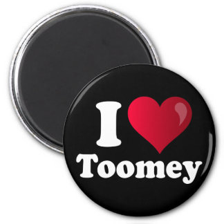 I Heart Toomey Magnet