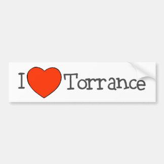 I Heart Torrance Bumper Sticker