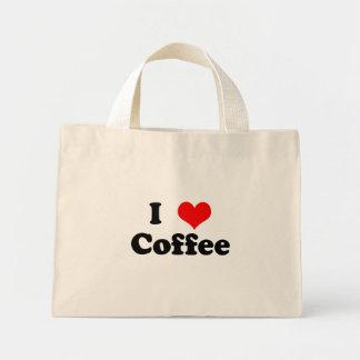 I Heart Tote Bas - Customized Mini Tote Bag