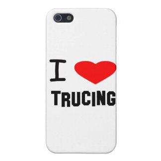 I Heart trucing iPhone 5 Cover